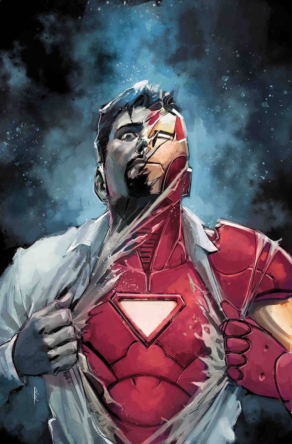Tony Stark Iron Man (2018) #15