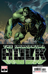 Immortal Hulk (2018) #3 (4th Print Brown Variant)