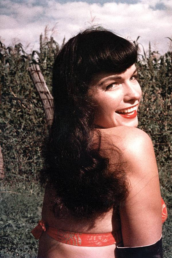 Bettie Page Unbound (2019) #5 (1:10 PHOTO VIRGIN INCV)