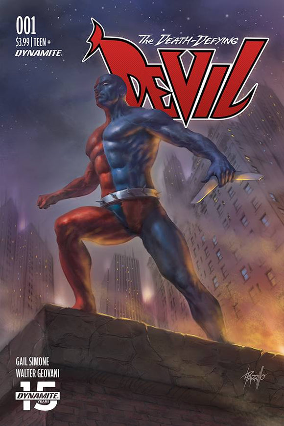 Death-Defying Devil (2019) #1 (CVR B PARRILLO)