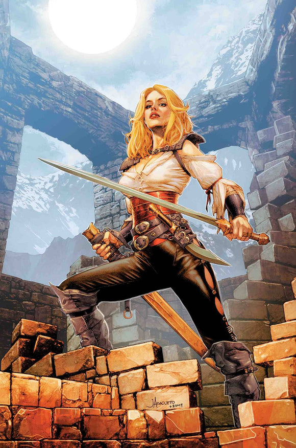 AGE OF CONAN VALERIA (2019) #1 (OF 5)
