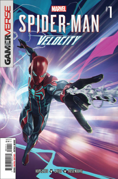 MARVELS SPIDER-MAN VELOCITY (2019) #1