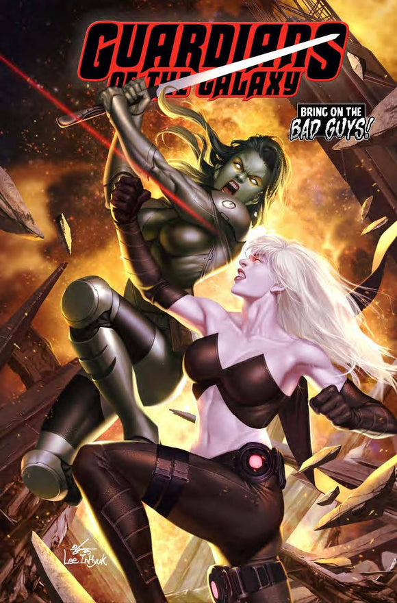 Guardians of the Galaxy (2019) #8 (INGYUK LEE BOBG VAR)