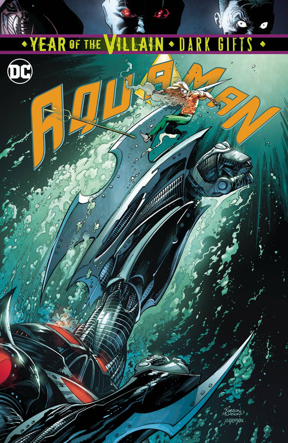 Aquaman (2016) #51 (YOTV DARK GIFTS)