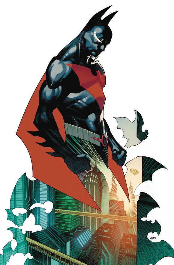 Batman Beyond (2016) #35 (VAR ED)