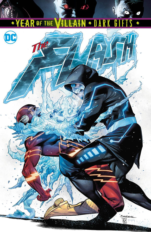 Flash (2016) #76 (YOTV DARK GIFTS)