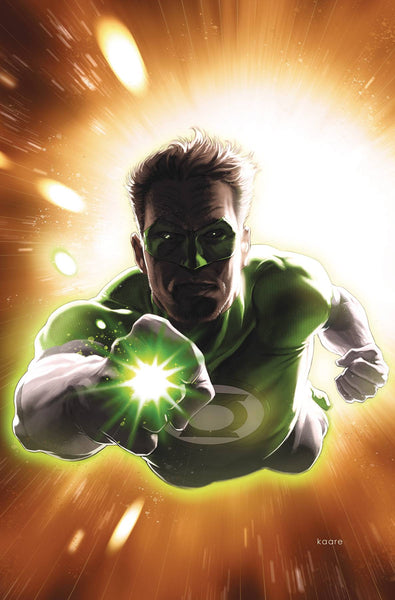 Green Lantern (2018) #10 (CARD STOCK VAR ED)