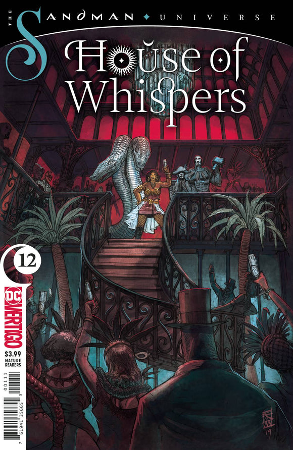 HOUSE OF WHISPERS (2018) #12