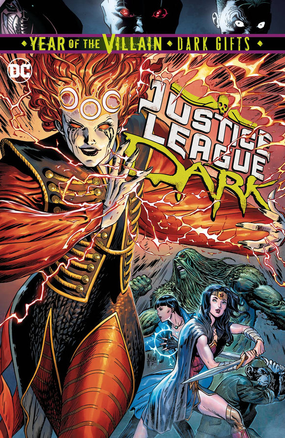 Justice League Dark (2018) #14 (YOTV DARK GIFTS)