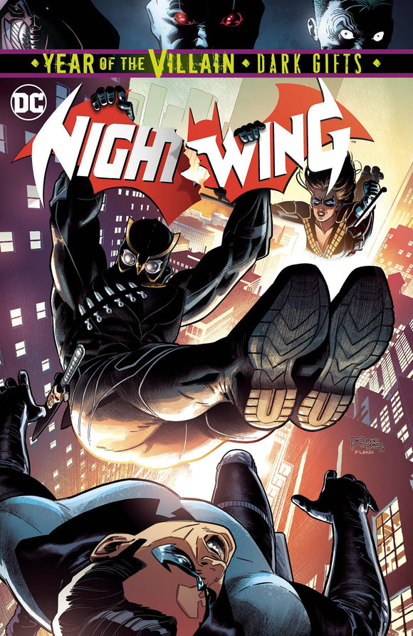 Nightwing (2016) #63 (YOTV DARK GIFTS)