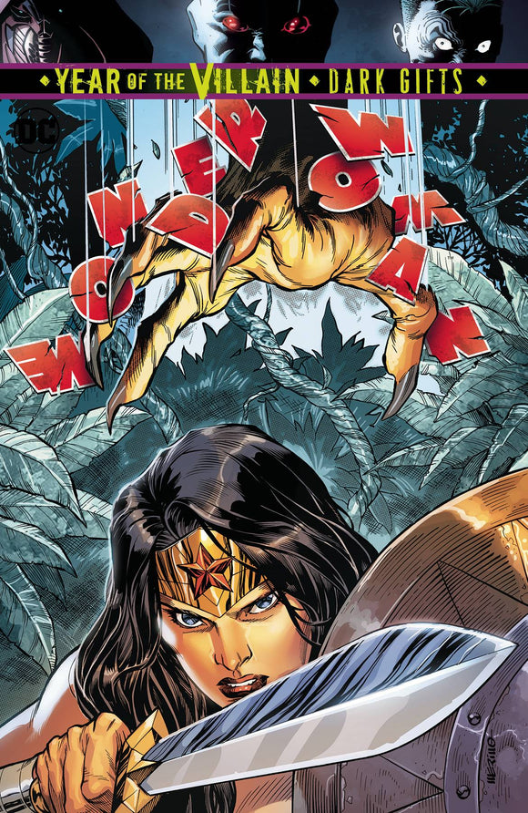 Wonder Woman (2016) #76 (YOTV DARK GIFTS)