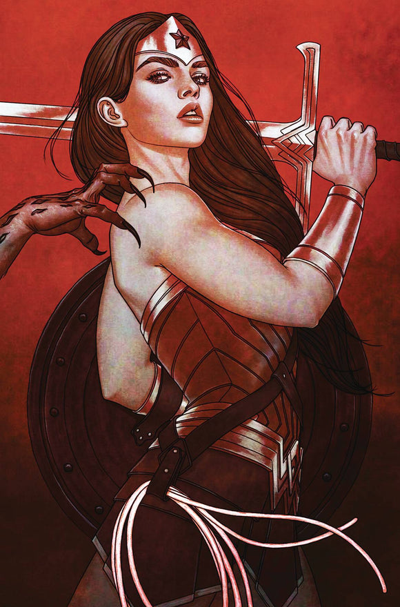 Wonder Woman (2016) #76 (VAR ED YOTV DARK GIFTS)