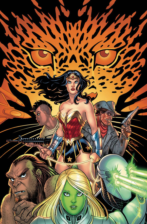 WONDER WOMAN COME BACK TO ME (2019) #2