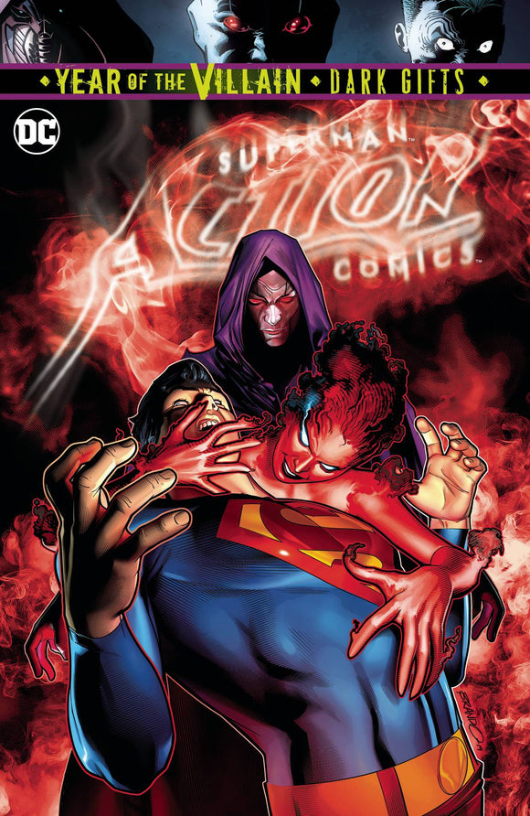 Action Comics (2016) #1014 (YOTV DARK GIFTS)