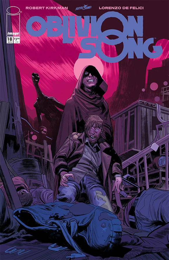 Oblivion Song by Kirkman & De Felici (2018) #18