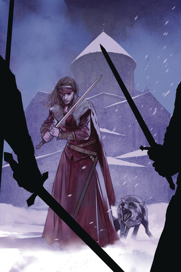 Sword Daughter (2018) #9 (CVR A OLIVER)
