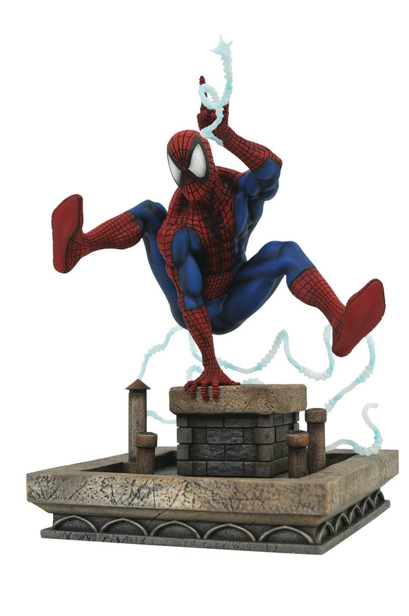 MARVEL GALLERY 90S SPIDER-MAN PVC FIG (C: 1-1-2)