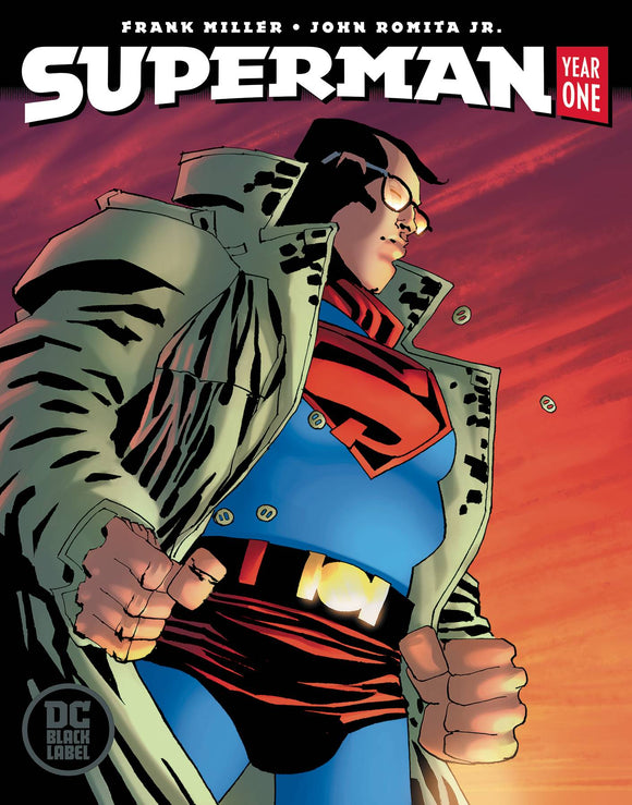 Superman Year One (2019) #2 (MILLER COVER)