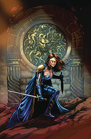 Belle Oath of Thorns (2019) #3 (CVR B METCALF)