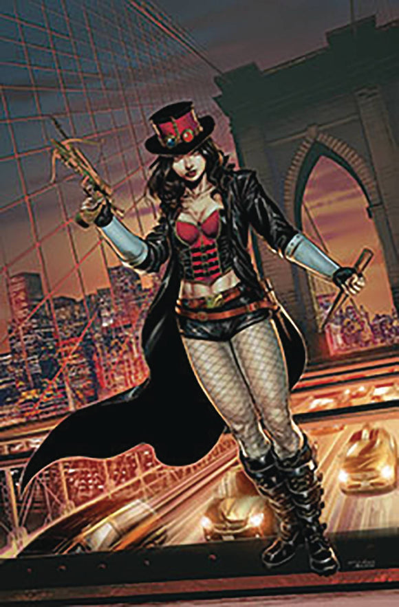 Van Helsing Vs Draculas Daughter (2019) #2 (CVR A MARIA)