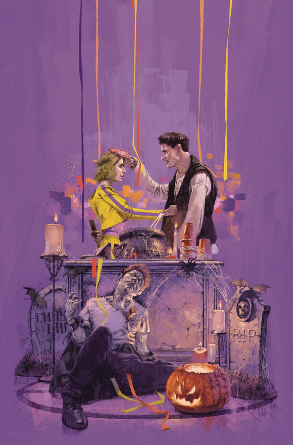 Buffy the Vampire Slayer (2019) #8 (CVR A MAIN ASPINALL)