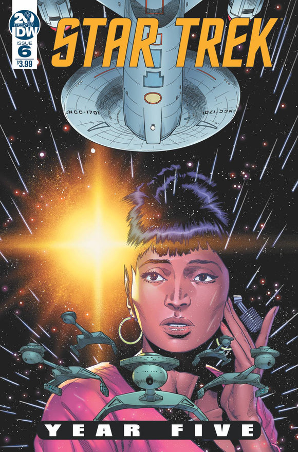 Star Trek Year Five (2019) #6 (CVR A THOMPSON)