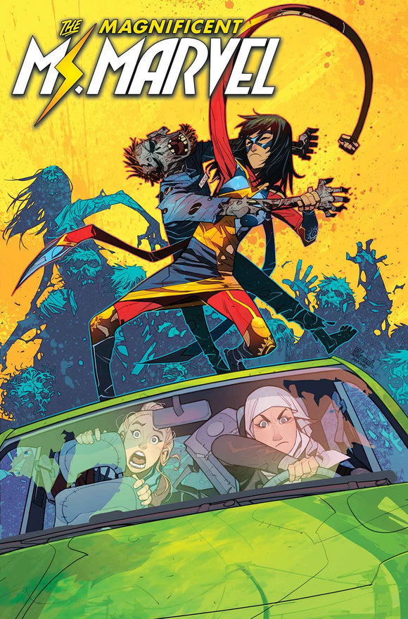 Magnificent Ms Marvel (2019) #7