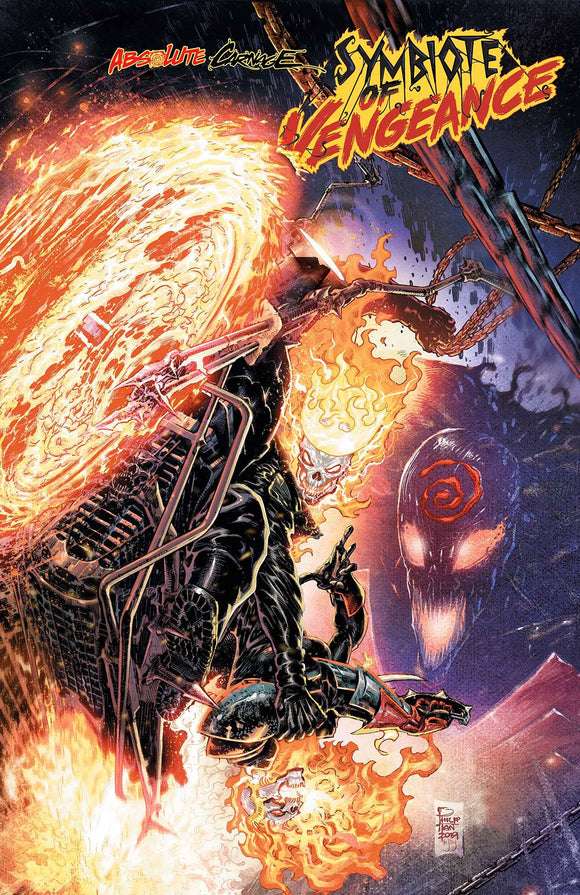 ABSOLUTE CARNAGE SYMBIOTE OF VENGEANCE #1 AC