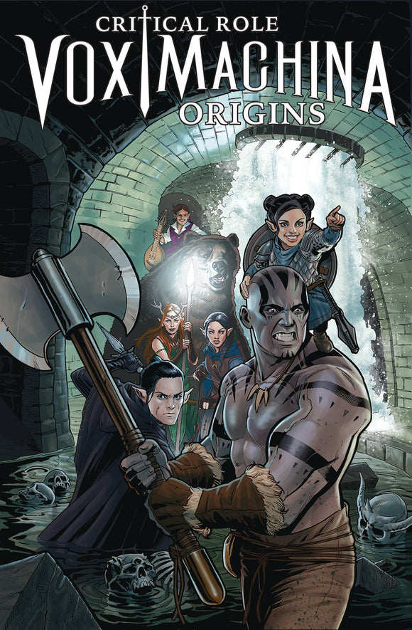 Critical Role Vox Machina Origins Series II (2019) #3