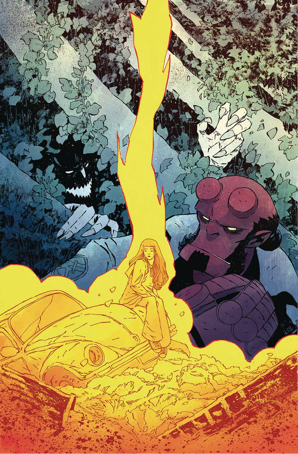 Hellboy and the BPRD Saturn Returns (2019) #2