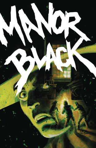 Manor Black (2019) #3 (CVR A CROOK)