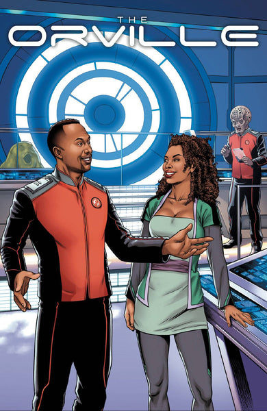 Orville New Beginnings (2019) #3 (WORLD OF AVIS (PT 1 OF 2))