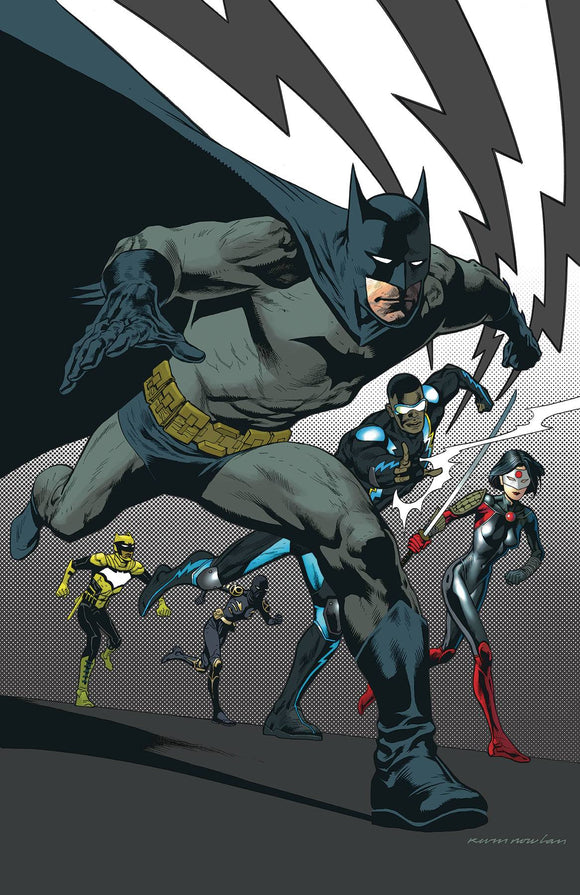 Batman and the Outsiders (2019) #5 (VAR ED YOTV)
