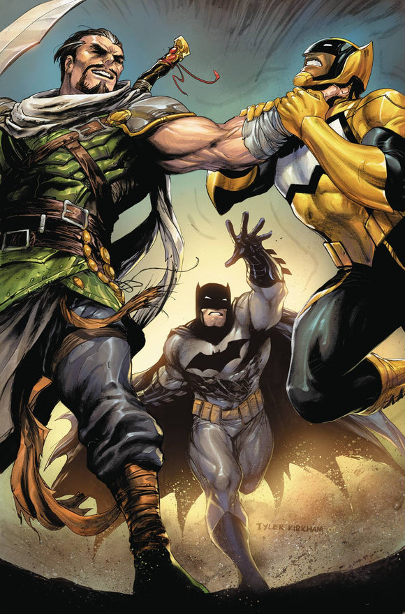 Batman and the Outsiders (2019) #5 (YOTV)