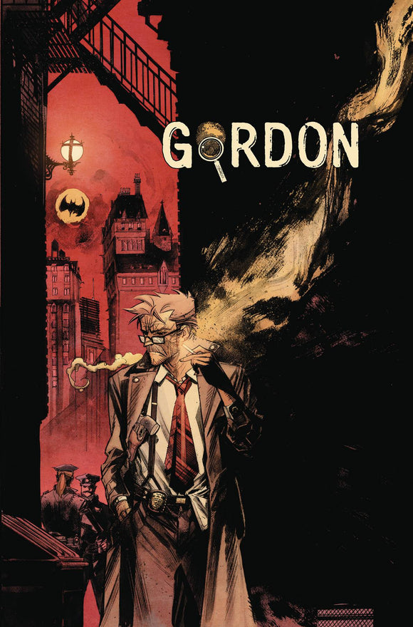 Batman Curse of the White Knight (2019) #3 (VAR ED)