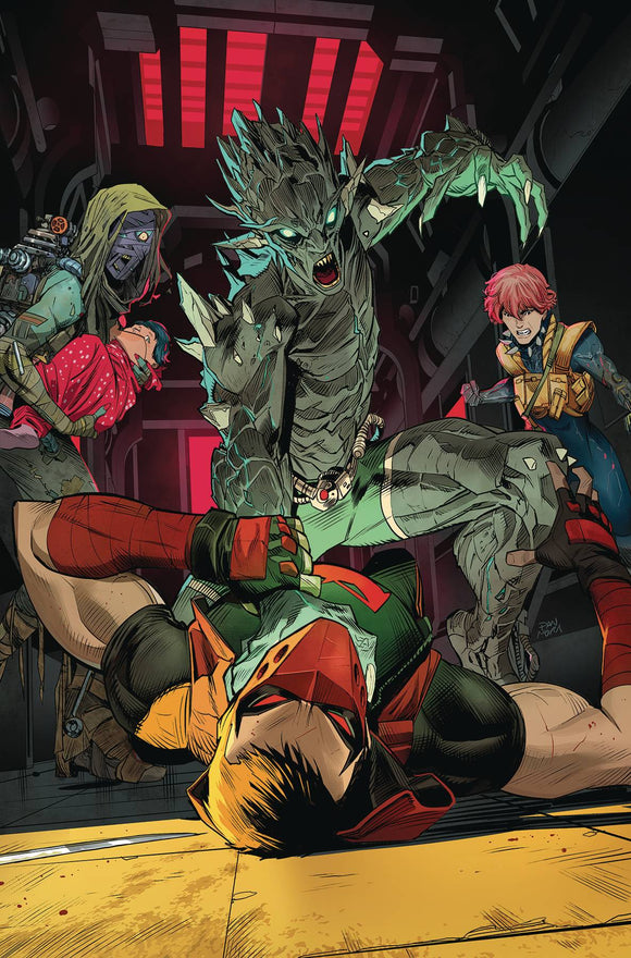 Red Hood and the Outlaws (2016) #38 (YOTV)