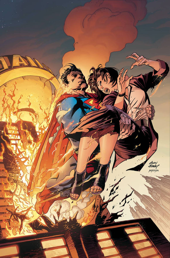 Superman Up in the Sky (2019) #3