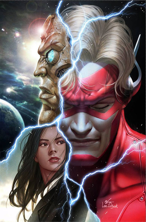Flash Forward (2019) #1 (VAR ED)