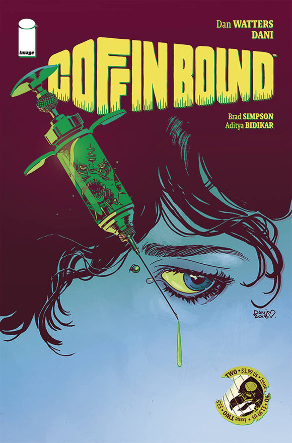 Coffin Bound (2019) #2