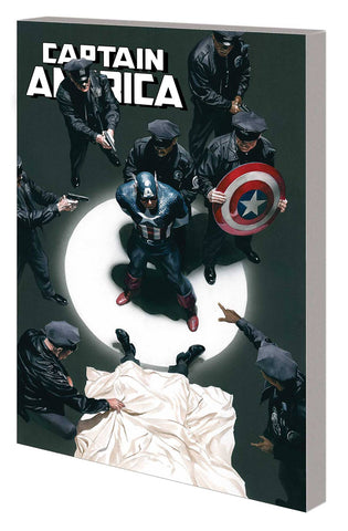 Captain America TP Volume 2 (CAPTAIN OF NOTHING)