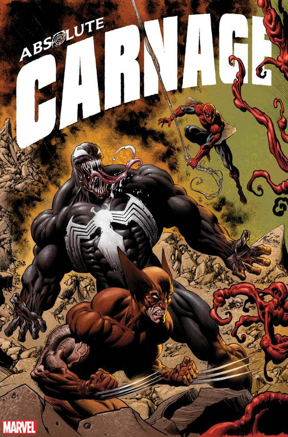 Absolute Carnage (2019) #3 (HOTZ CONNECTING VAR AC)