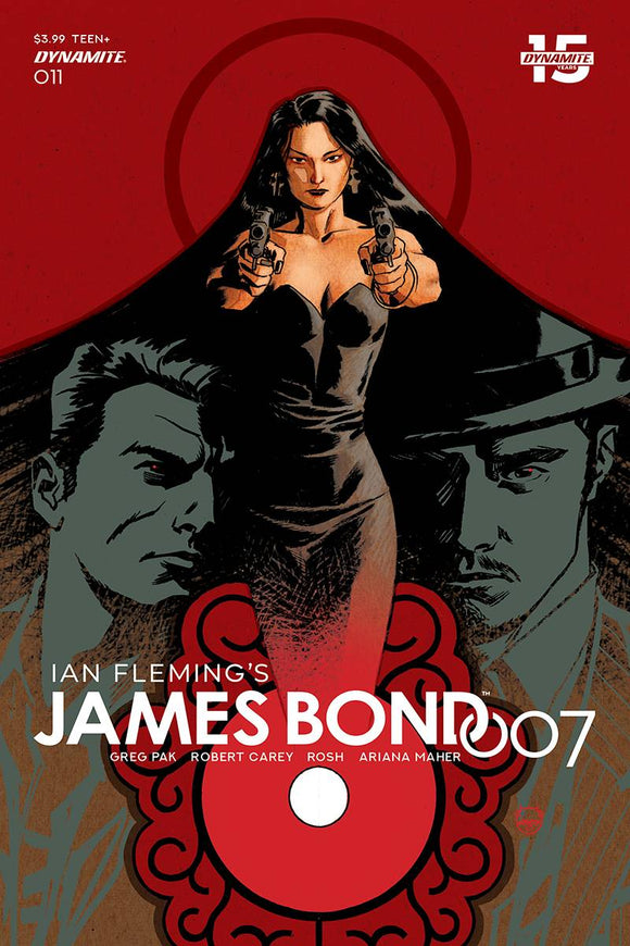 James Bond 007 (2018) #11 (CVR A JOHNSON)