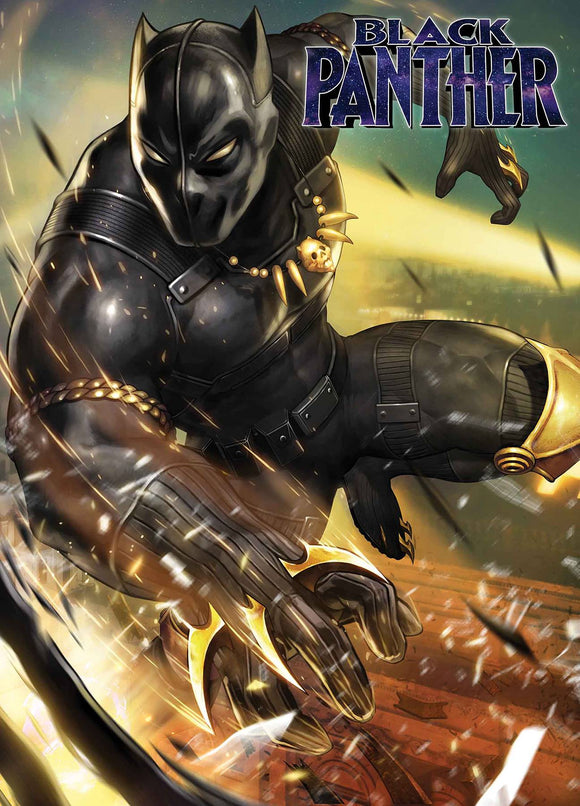 Black Panther and the Agents of Wakanda (2019) #1 (1:10 YOON LEE GAME VAR)