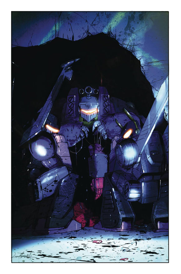 Transformers Galaxies (2019) #2 (CVR A RAMONDELLI)