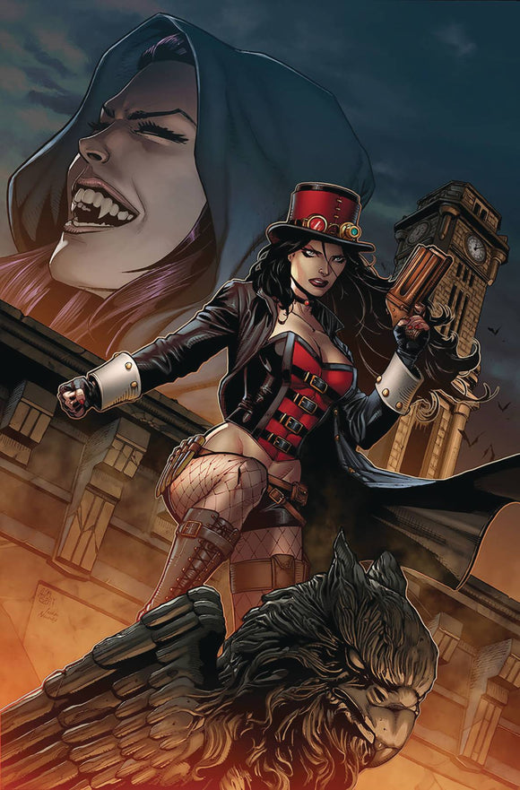 Van Helsing Vs Draculas Daughter (2019) #3 (CVR A SPAY)