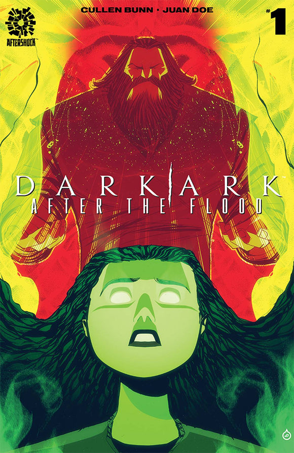 Dark Ark After the Flood (2019) #1 (CVR A DOE)