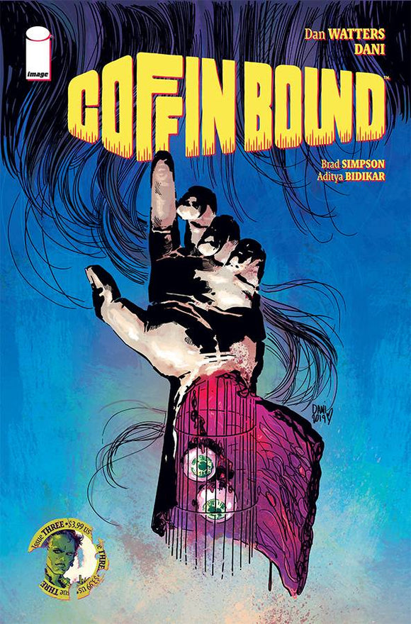 Coffin Bound (2019) #3