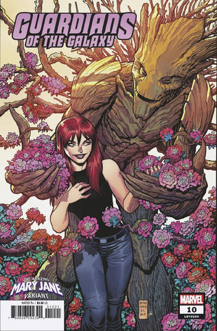 Guardians of the Galaxy (2019) #10 (ADAMS MARY JANE VAR)