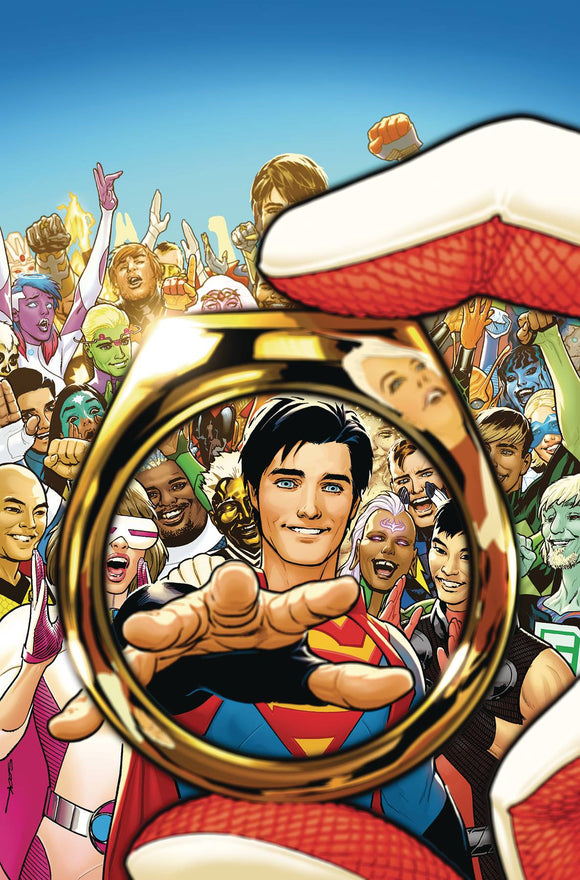 Legion of Super-Heroes Millennium (2019) #2