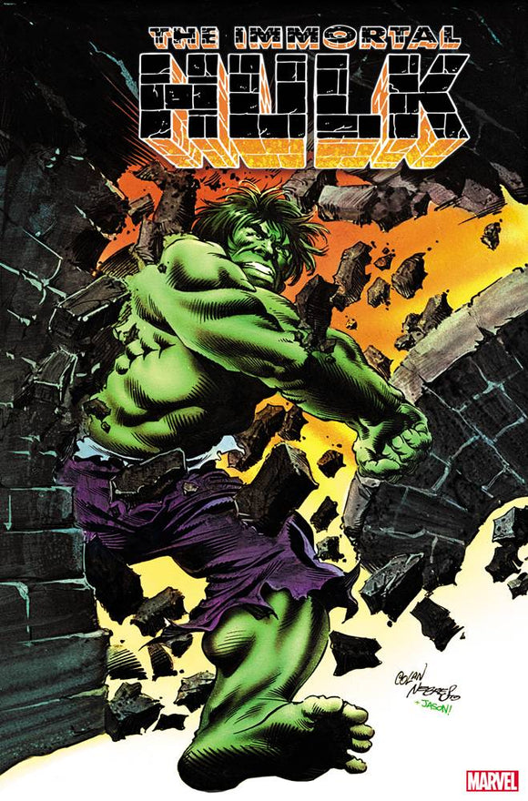 Immortal Hulk (2018) #25 (1:100 COLAN NEBRES HIDDEN GEM VAR)